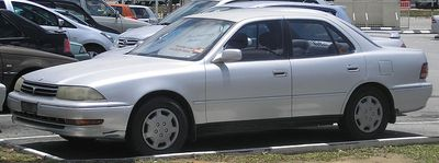 Autobaterie Toyota Camry