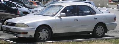 Autokoberce Toyota Camry