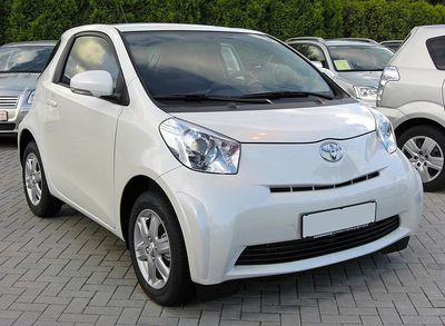 Pneumatiky Toyota IQ