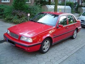 Autobaterie Volvo 460