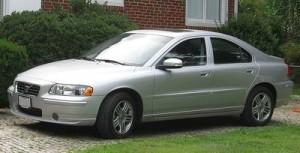 Autobaterie Volvo S60