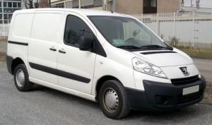 Střešní nosič Peugeot Expert
