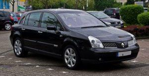 Pneumatiky Renault Vel Satis