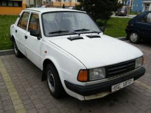 Autobaterie Škoda 125