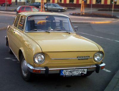 Autobaterie Škoda 110