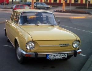 Autobaterie Škoda 100