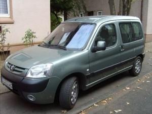 Pneumatiky Peugeot Partner