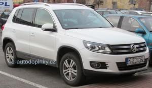 Autobaterie Volkswagen Tiguan