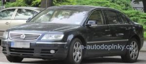 Autobaterie Volkswagen Phaeton