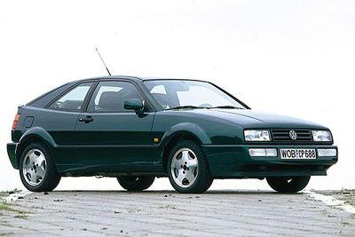 Pneumatiky Volkswagen Corrado