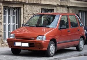 Autobaterie Daewoo Tico
