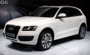 Autobaterie Audi Q5