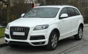 Autobaterie Audi Q7