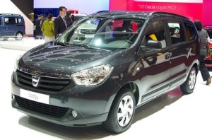 Autobaterie Dacia Lodgy