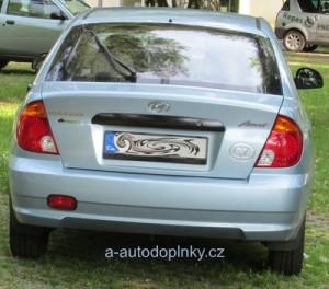 Zadní světlo Hyundai Accent