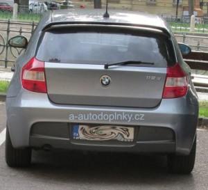 zadní světlo BMW 1