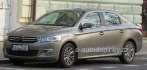 Autobaterie Citroën C-Elysée