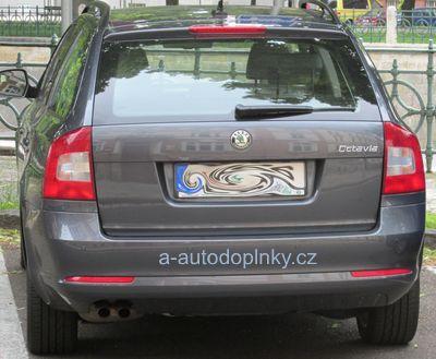 Zadní světlo Škoda Octavia kombi 2. generace