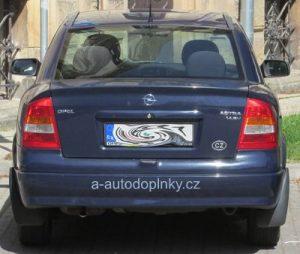 Zadní světlo Opel Astra G sedan