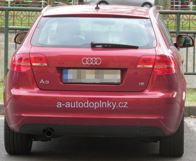 Zadní světlo Audi A3 sportback