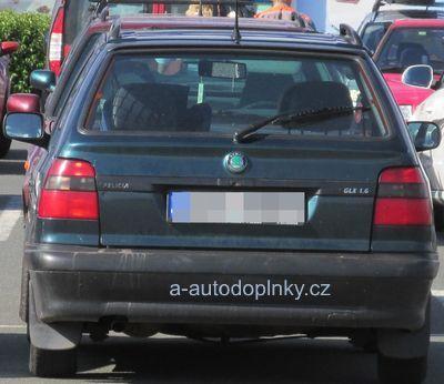 Zadní světlo Škoda Felicia