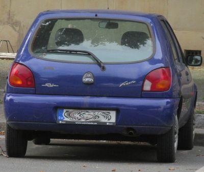 Zadní světlo Ford Fiesta 4. generace