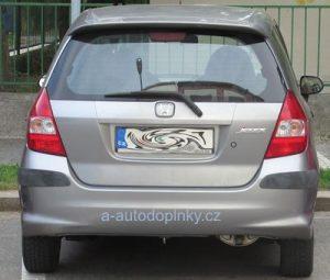 Zadní světlo Honda Jazz