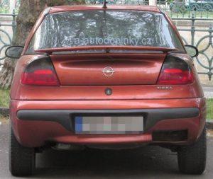 Zadní světlo Opel Tigra