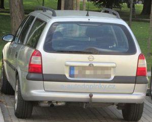 Zadní světlo Opel Vectra B Caravan