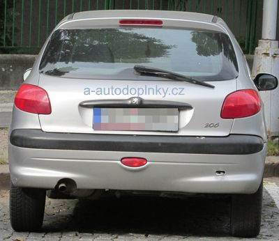 Zadní světlo Peugeot 206