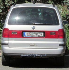 Zadní světlo VW Sharan 1.generace