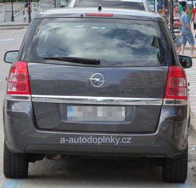 Zadní světlo Opel Zafira B