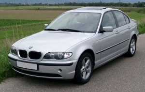 Autopotahy BMW 3