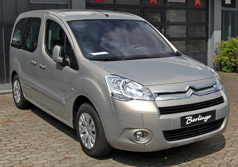 Tlumiče Citroen Berlingo