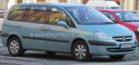 Autokoberce Citroen C8