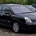 Střešní nosič Renault Vel Satis