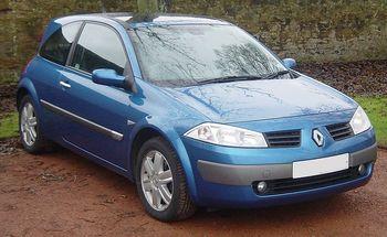 Střešní nosič Renault Mégane