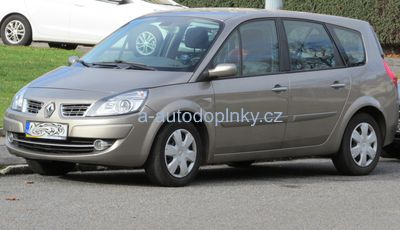 Střešní nosič Renault Scénic