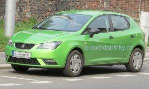 Autopotahy Seat Ibiza