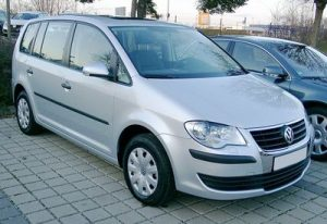 Autopotahy Volkswagen Touran