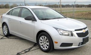 Autopotahy Chevrolet Cruze