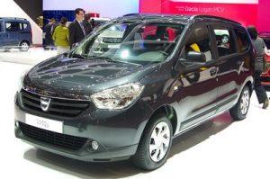 Zadní světlo Dacia Lodgy