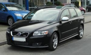 Autobaterie Volvo V50