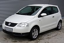 Zadní světlo Volkswagen Fox