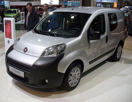Autobaterie Fiat Fiorino