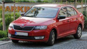 Zadní světlo Škoda Rapid