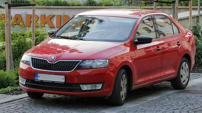Autokoberce Škoda Rapid