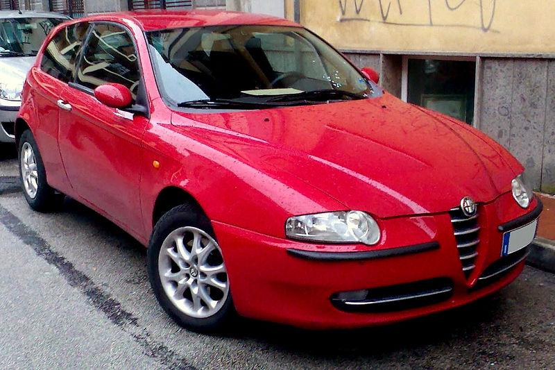 Zadní světlo Alfa Romeo 147