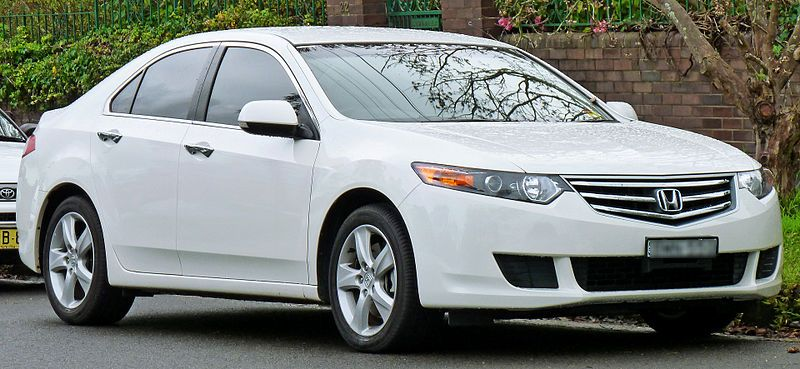 Autopotahy Honda Accord