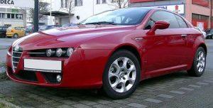 Autopotahy Alfa Brera